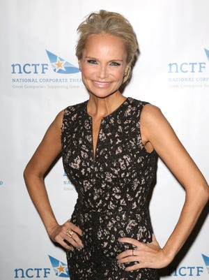 Kristin Chenoweth attends the 2014 National Corporate Theatre Fund Chairman's Awards Gala at The Pierre Hotel on March 31, 2014 in New York City.