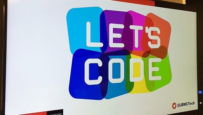 The Coding for a Cause hackathon in Nashville was held Oct. 6-8.