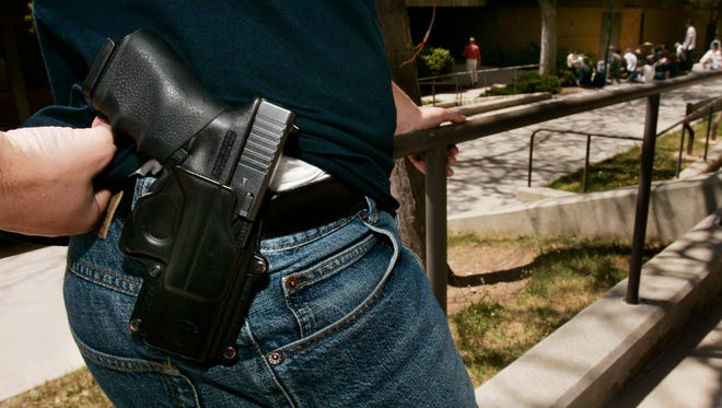 The Supreme Court will not rule on the right to carry handguns in public.
