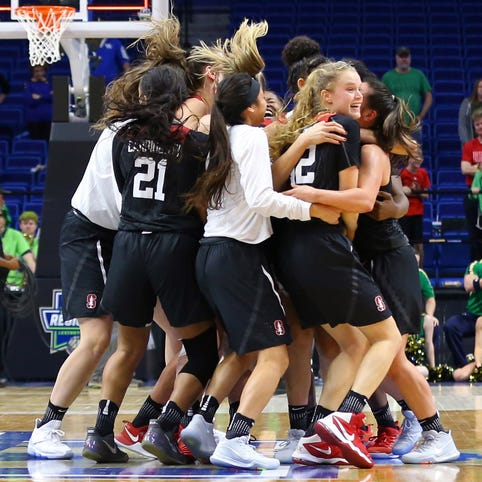 Stanford headed to Final Four after stunning Notre Dame with huge rally