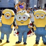 Perry for your thoughts: Proving Minions are Illuminati