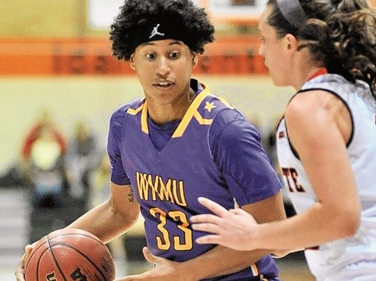 Courtesy Photo   WNMU player Nalani Hernandez will transition from player to assistant coach when the upcoming season begins.