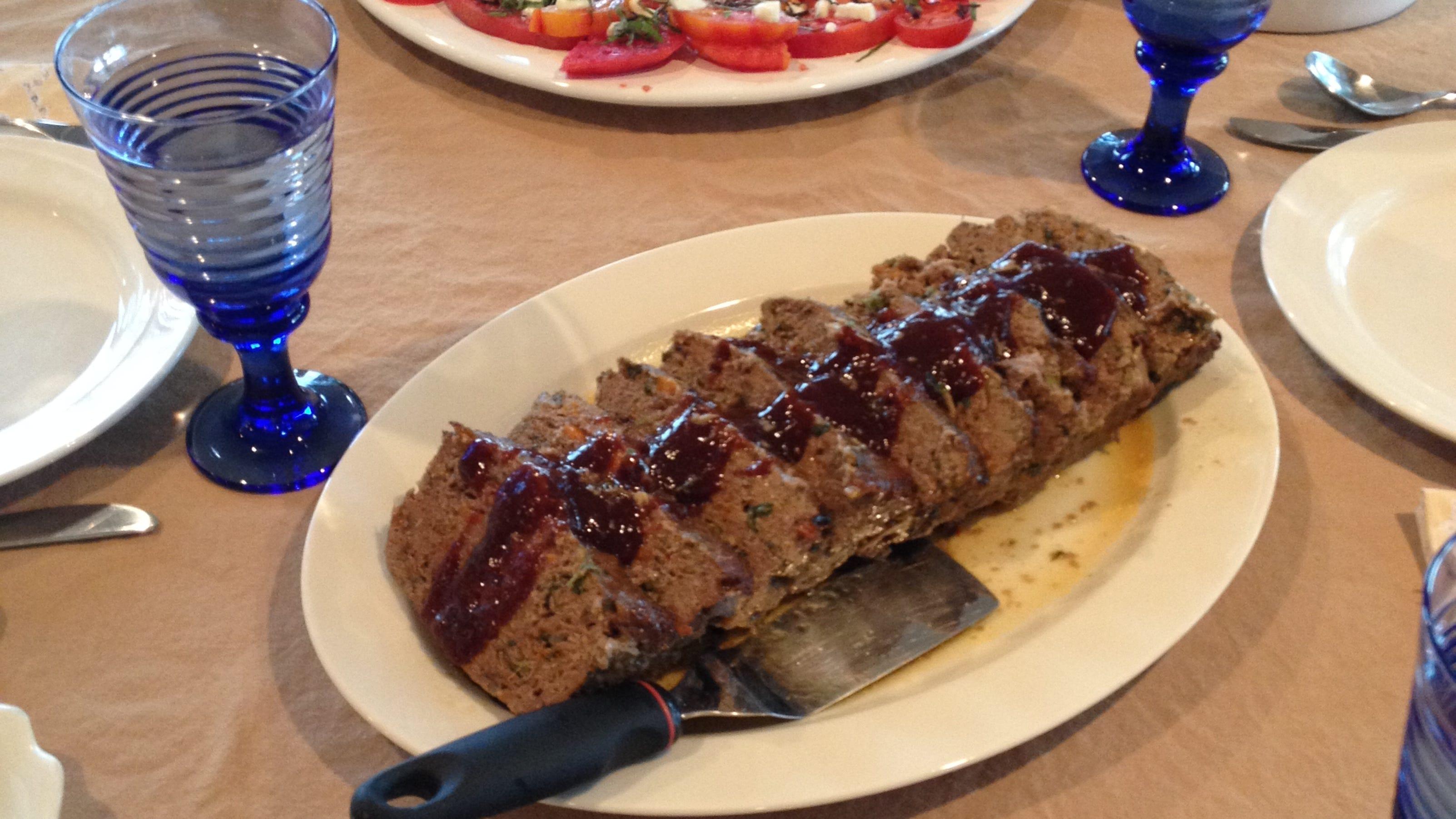 Secret Ingredient In This Meatloaf Lamb