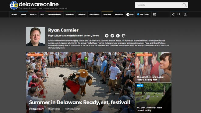 Read all of Ryan Cormier's articles in one place.