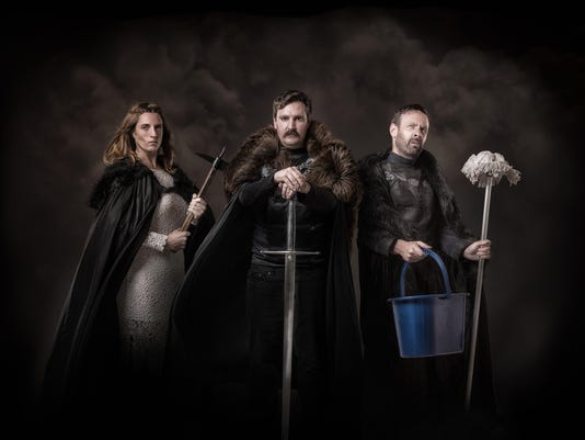 Graeme Of Thrones (North American Cast) (2)