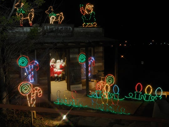 Santa Claus and Mrs. Claus will return to River Bend
