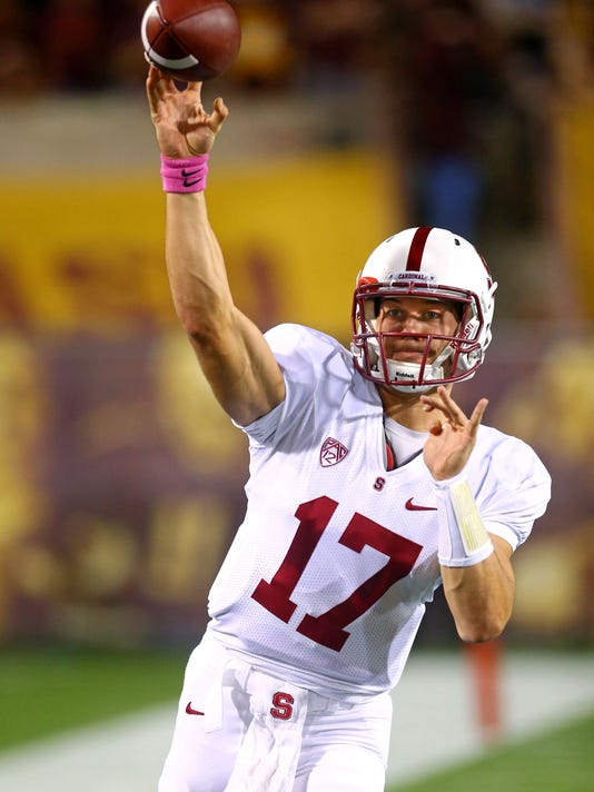 NCAA Football: Stanford at Arizona State