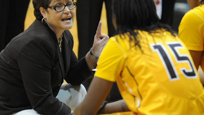 Joy Lee-McNelis and her Southern Miss Lady Eagles will make their third post-season appearance in four years.