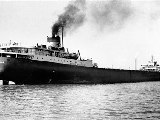 freighter Edmund Fitzgerald