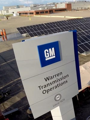 General Motors' Warren Transmission will see one of two shifts cut.