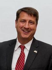 Hamilton County Commissioner Chris Monzel