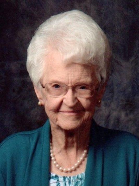 Carolyn Virginia Bader