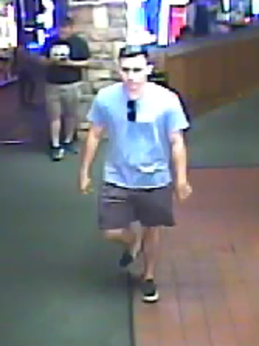 Photo of Suspect