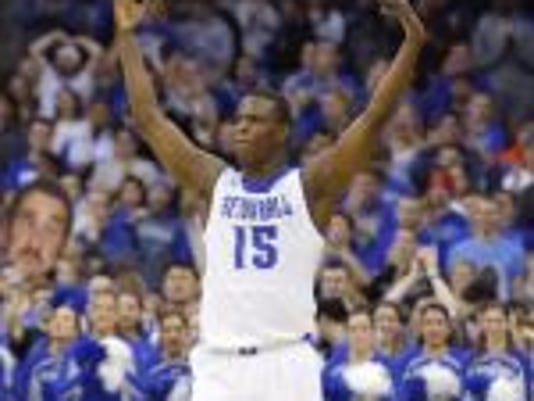 Ups and downs for Isaiah Whitehead (AP)