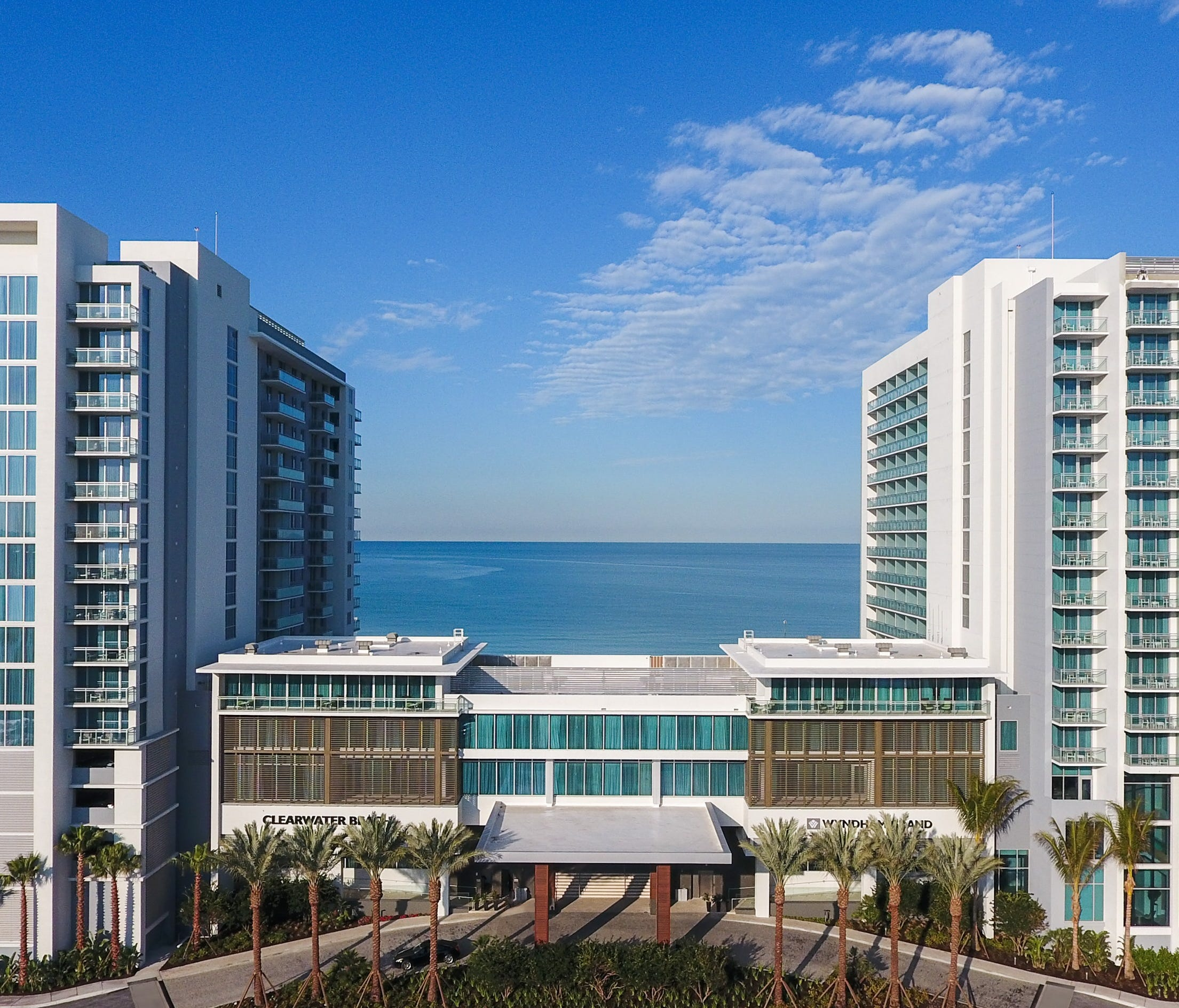 Wyndham Grand Clearwater Beach is one of 41 hotels in the brand.