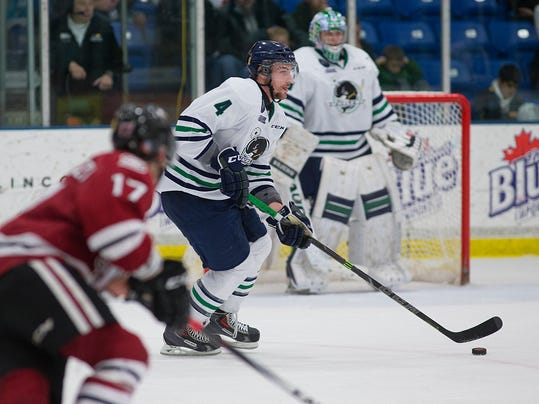 OHL Guelph Storm vs Plymouth Whalers
