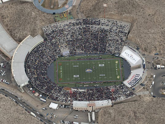 Hyundai Of El Paso >> Four teams vie for two spots in Sun Bowl