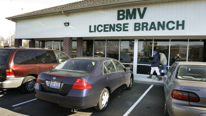 Attorneys for the Indiana Bureau of Motor Vehicles and a plaintiff in a class-action lawsuit on the agency's overcharges are arguing in a hearing in Marion Superior Court on Wednesday, Oct. 1`5, 2014, about the agency's handling of requests for its records related to the case.