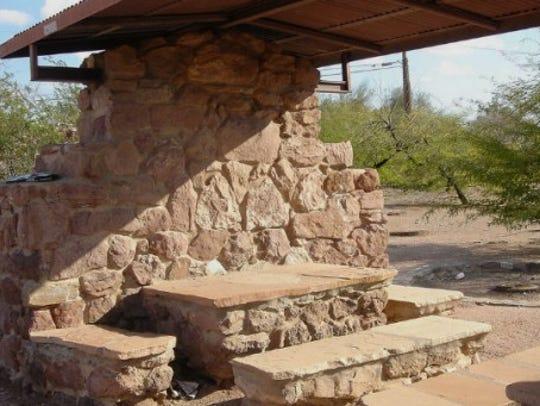 Moeur Park WPS structures