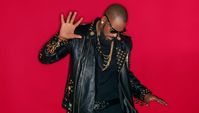 R. Kelly is coming to Joe Louis Arena on April 22. Tickets go on sale Friday.