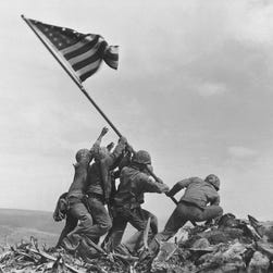 70th anniversary of famous Iwo Jima photo