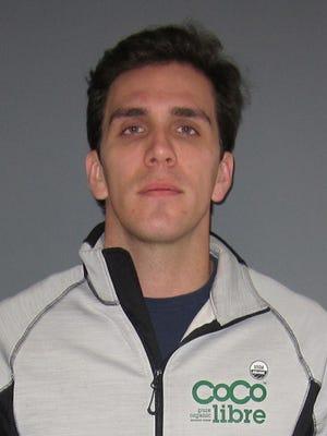 Duh. Derek Benson allegedly wore stolen clothing in mugshot.