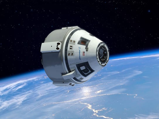 Boeing, SpaceX win NASA contracts to fly crews