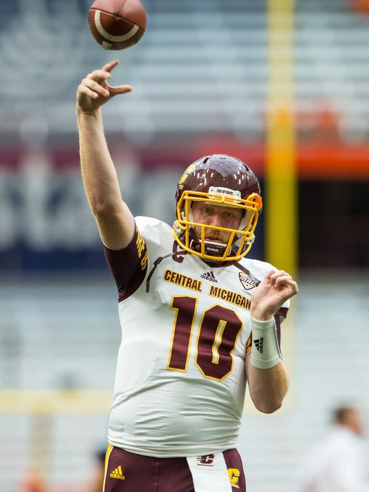 Central Michigan v Syracuse