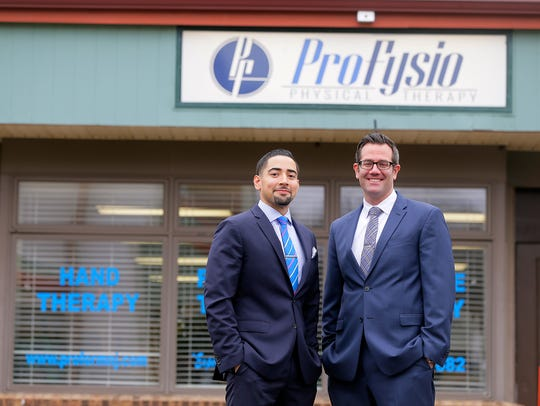 Dr. Leonard J. Somarriba and Dr. John P. Scafidi, owners
