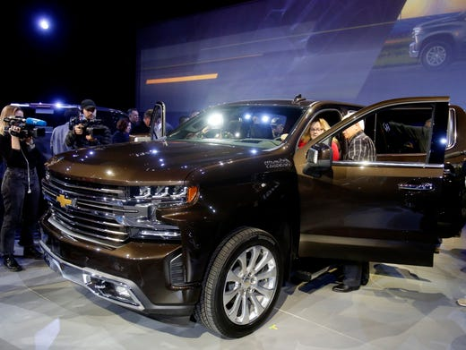First Drive: Chevy Silverado adds four-cylinder engine