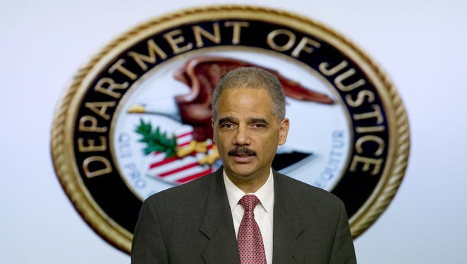 Attorney General Eric Holder is set to retire from the Department of Justice after serving as its head for six years. Critics say he should be condemned for his defense of warrantless wiretapping, blatant torture and presidential-ordered targeted killings.