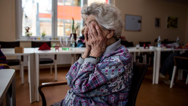 Research shows that a form of age-related memory loss is different from Alzheimer's.