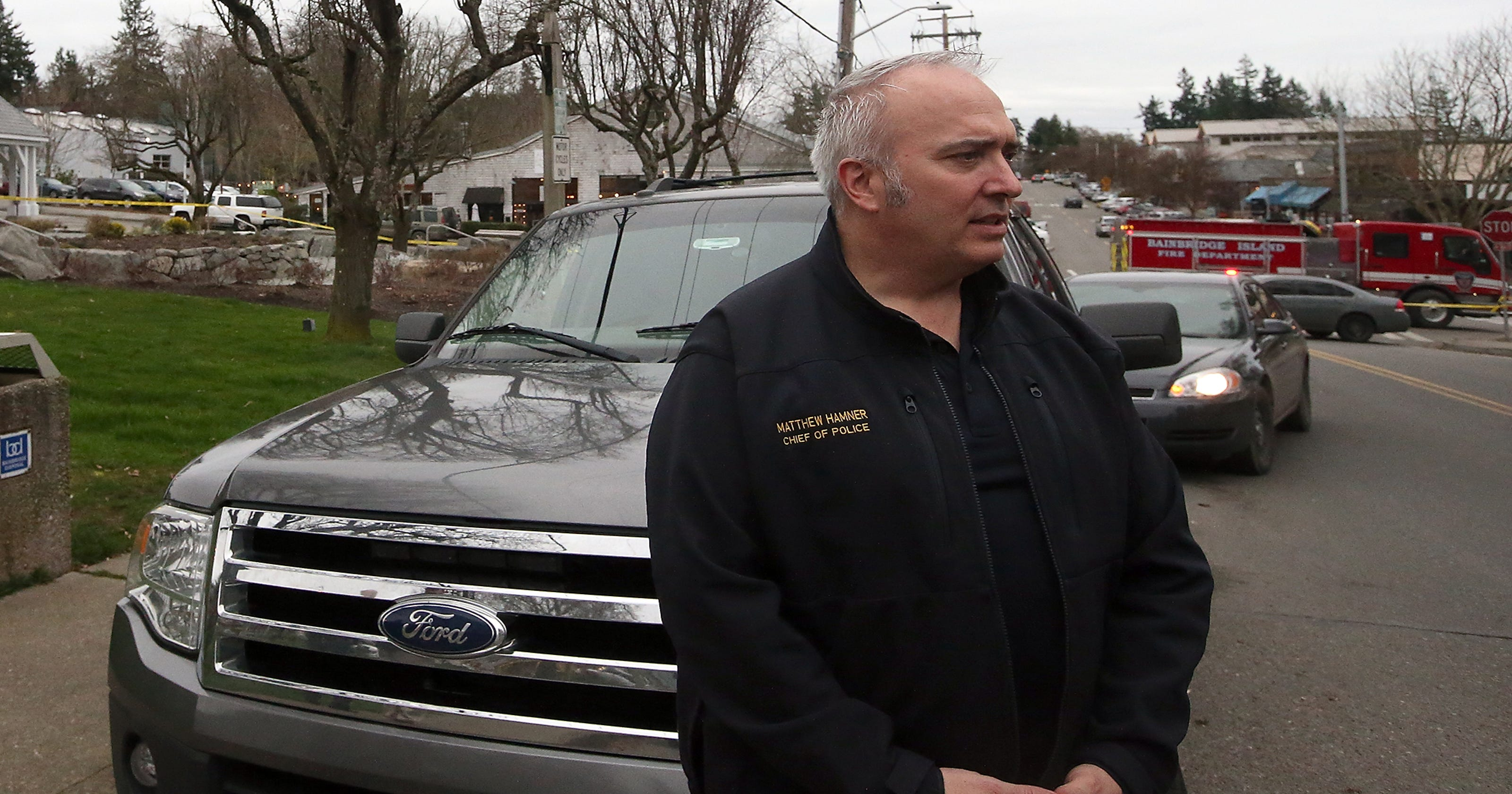 Bainbridge police chief accepts contract renewal, salary bump
