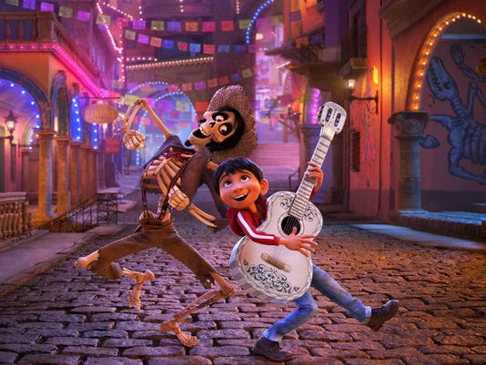 AP FILM REVIEW COCO A ENT