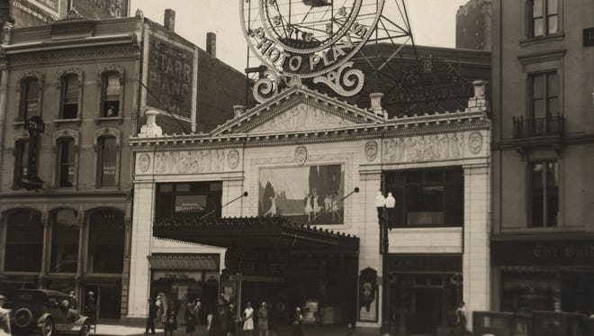 The Circle Theatre in the '20s.