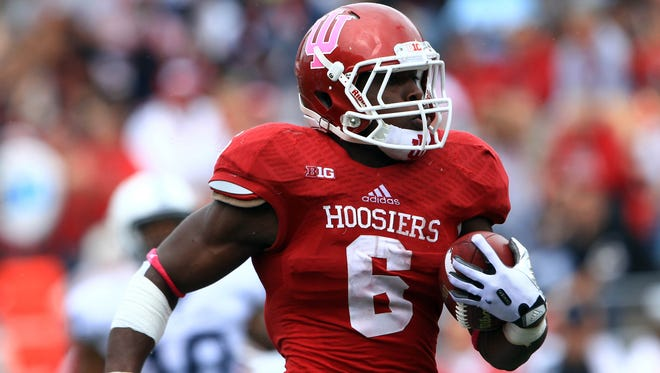 Indiana running back Tevin Coleman has a toolkit that is desired by teams throughout FBS.