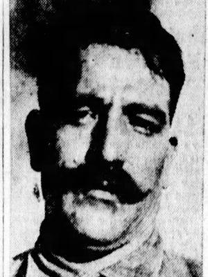 "Francisco ""Pancho"" Villa's chauffeur Severiano Hernandez"