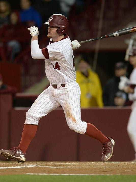 South Carolina Clemson Baseball