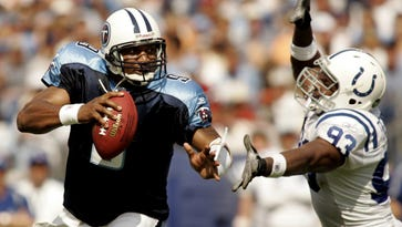 Quarterback Steve McNair was the third overall pick of the 1995 NFL draft, but where does he rank among the Titans' all-time best picks? Click through this photo gallery to find out where The Tennessean's Jason Wolf ranked McNair and nine others ...