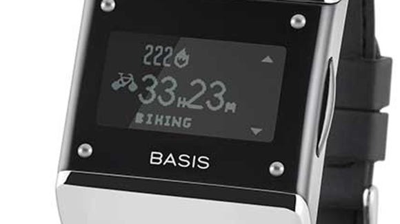 Basis Carbon Steel activity tracker.