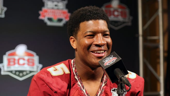 "Florida State's Jameis Winston still feels a connection to former Seminoles quarterbacks coach Dameyune Craig, who has moved on to alma mater Auburn. ""My main man,"" Winston called Craig in his Heisman speech. ""I still love that man today."""
