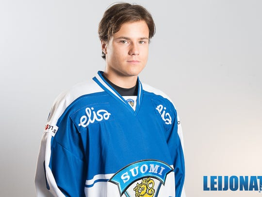 With their second round pick of the Phase II Draft, the Stampede selected defenseman Kasper Kotkansalo of Helsinki, Finland.