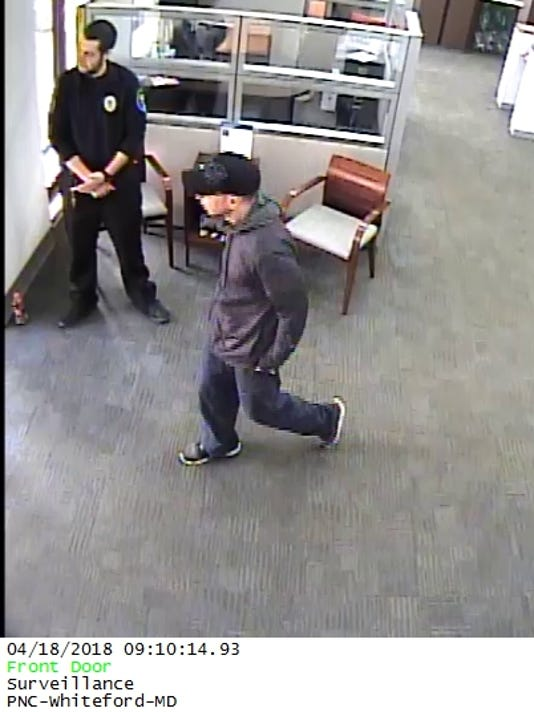 M&T Bank robber