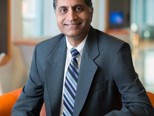 Dr. Tushar Patel is a physician scientist and Dean for Research at Mayo's Florida campus.