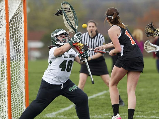 Palmyra senior Hanah Soucy returns to help lead the