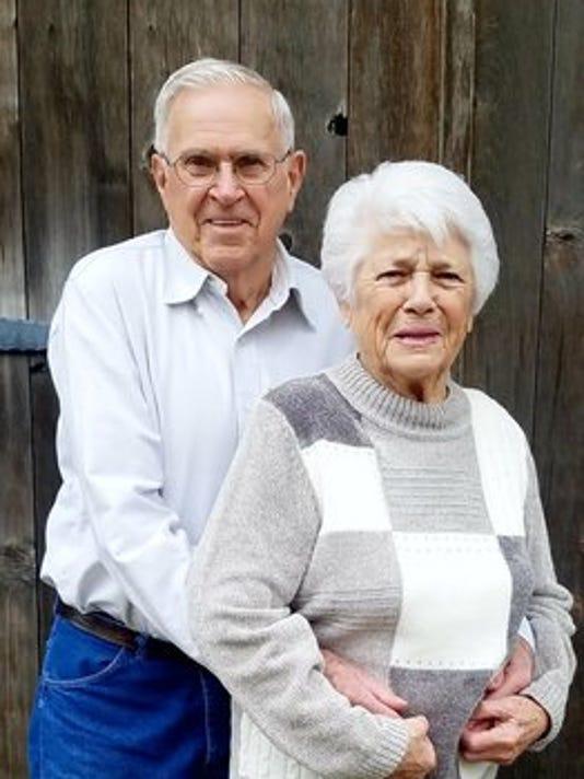 Anniversaries: Gordon Foster & Martha Foster