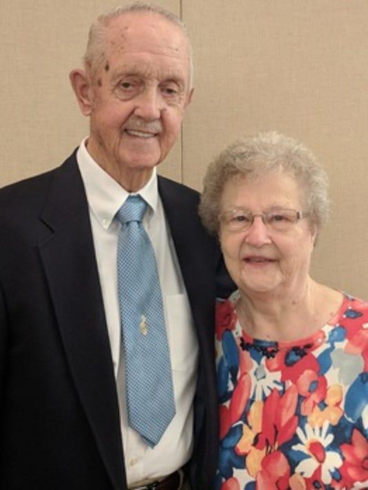 Anniversaries: Hugh Galema & Agnes Galema