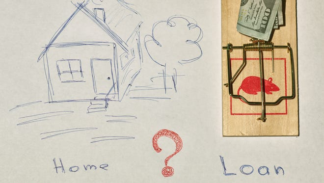 Don't fall into the trap of believing you can afford a mortgage because you qualify for it.