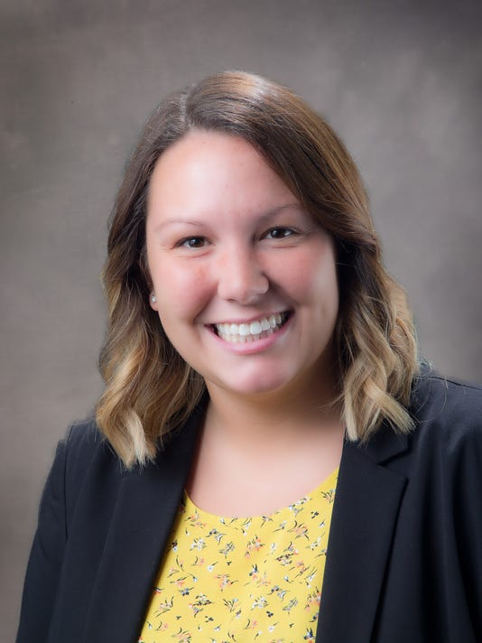 Carly Acree-King, Community Foundation of Muncie and Delaware County