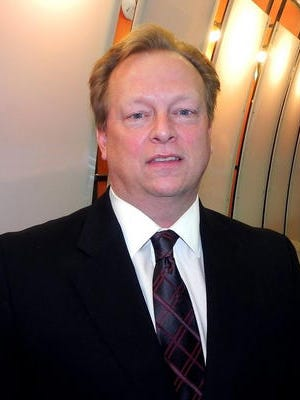 Pete Peterson was voted Hamilton County GOP chairman in a 151-115 vote on Jan. 30, 2016.